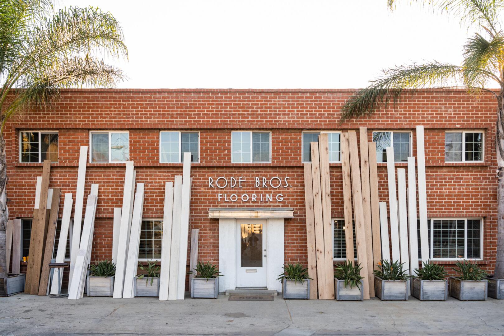 Rode Bros. Flooring headquarters